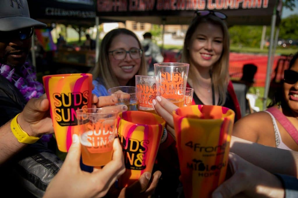 Brew Down This Spring At The Suds & Sofas Online Beer Festival