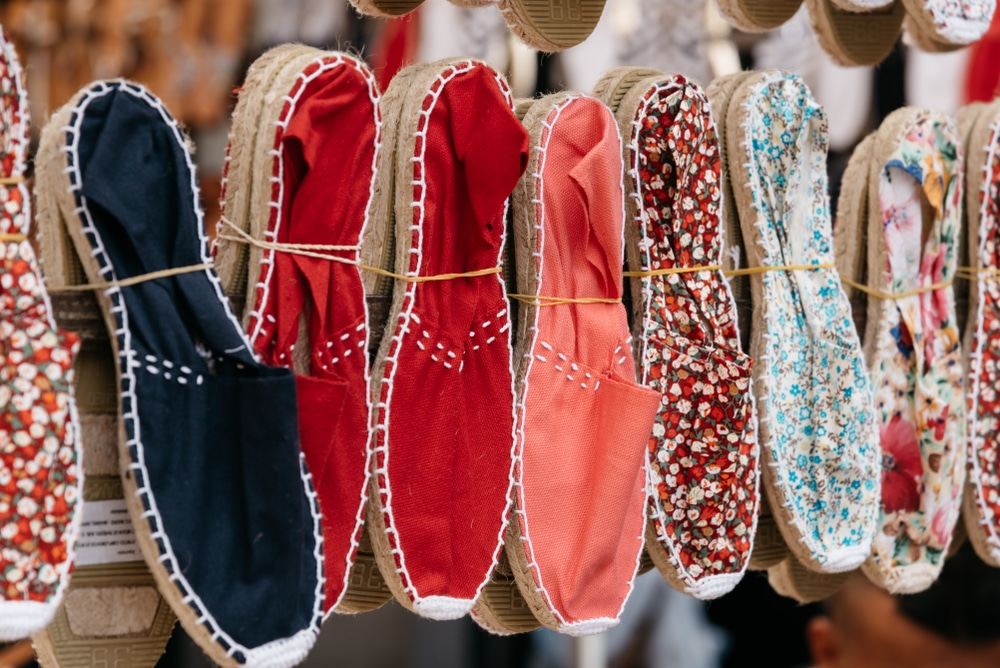 Refresh Your Summer Look With This Lovely Online Espadrille Making Class