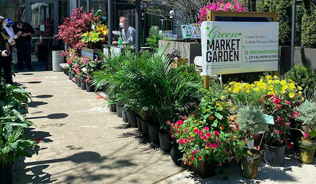 Visit These Green Market Garden Pop-Ups Over The Weekend