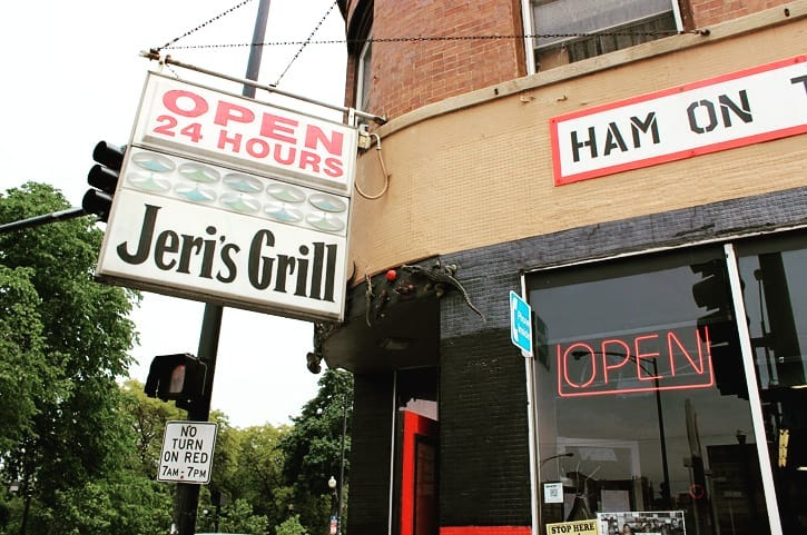 Jeri's Grill Has Closed Permanently After 57 Years Of Service