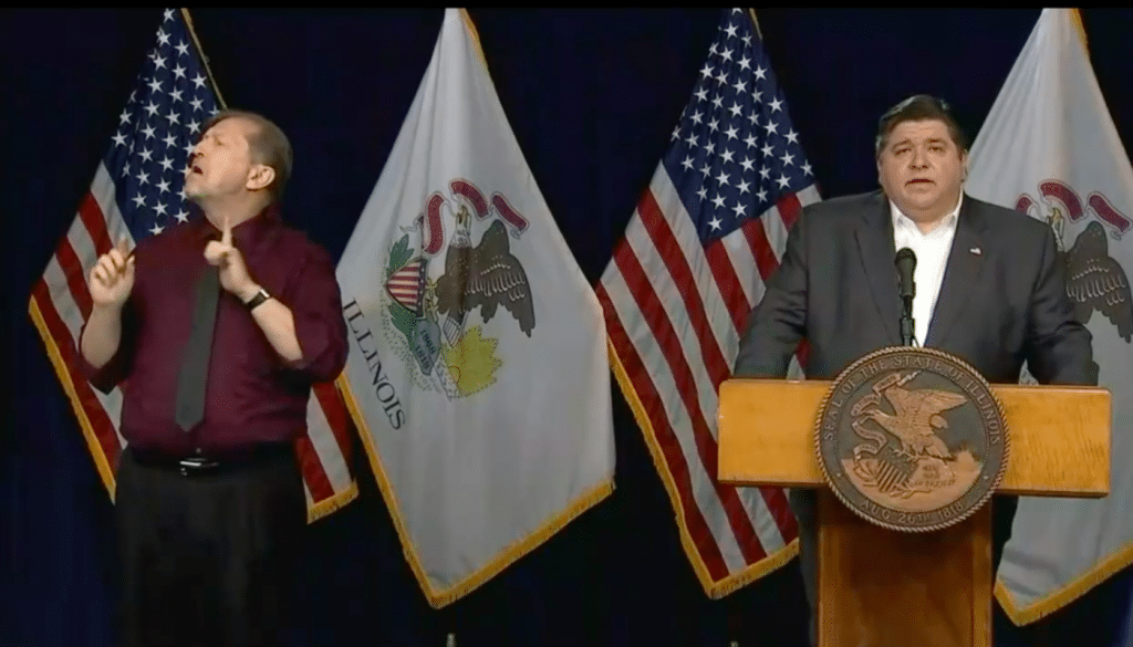 Pritzker Introduces 'Restore Illinois': A 5-Phase Plan To Re-Open The State
