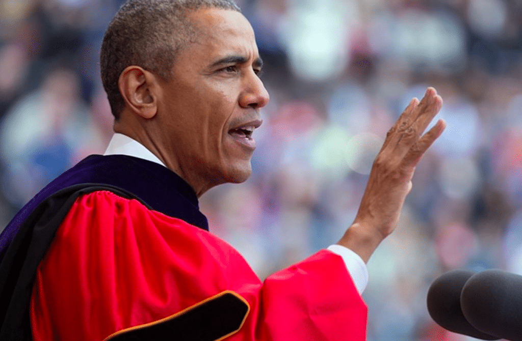 The Obamas Will Deliver Commencement Speeches For The Class Of 2020 This Afternoon