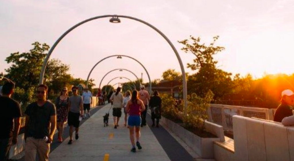 The 606 And Lakefront Are Officially Reopening On Monday