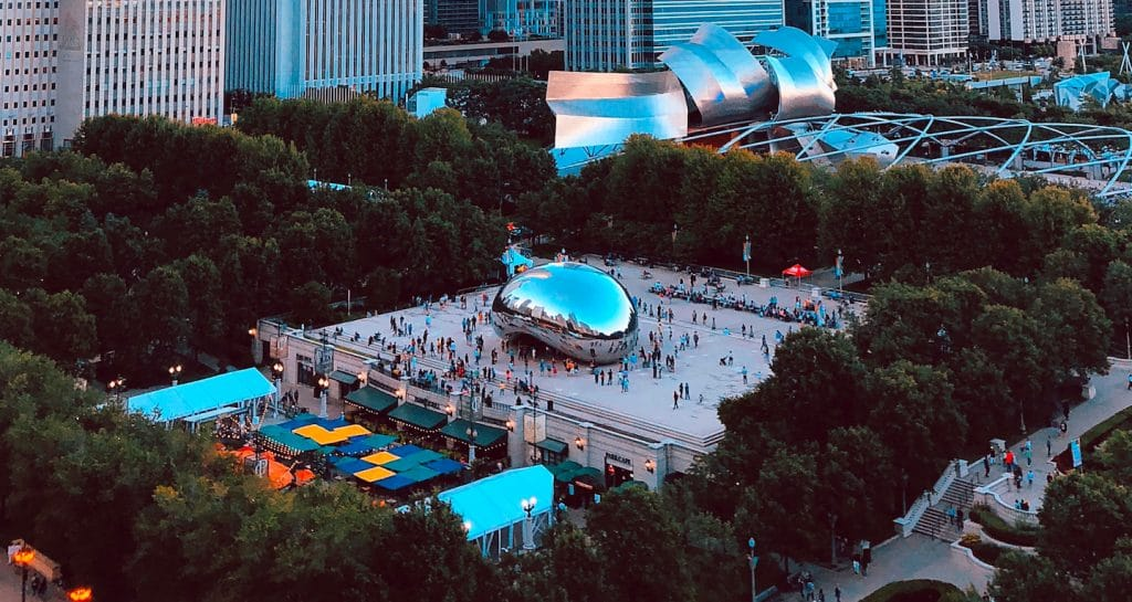 Millennium Park Is Partially Reopening Today