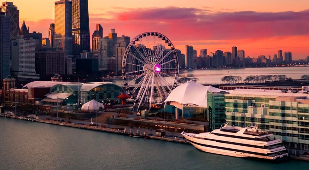 Navy Pier Is Officially Reopening Today