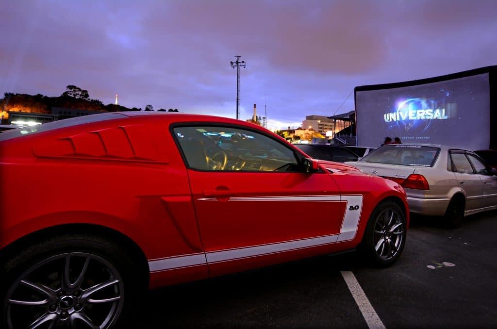 Chicago Drive-In Theater Will Begin Screening Films At Seat Geek Stadium In Bridgeview