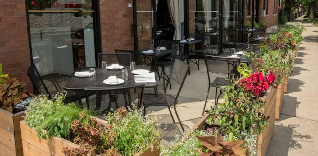 Patio Dining Is Officially Open In Chicago, Here's What That Means
