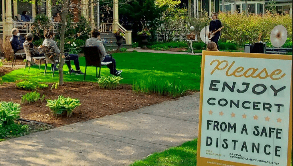 Evanston's SPACE Introduces Summer Series Of Carefully Crafted Outdoor Concerts