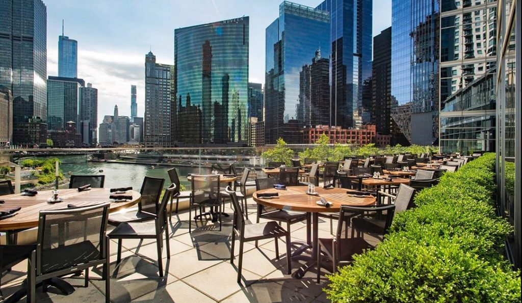 Waterfront Dining Spots Chicago