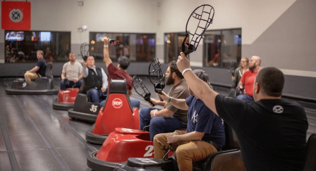 Unleash Your Competitive Side With The Weird & Wonderful WhirlyBall