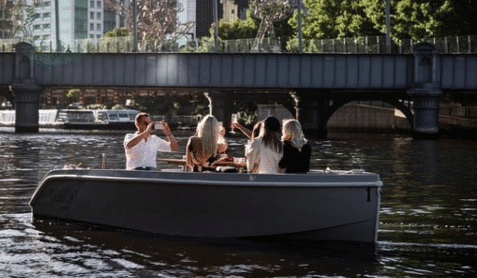 A Pop-Up Floating Cinema Is Coming To Chicago This Summer