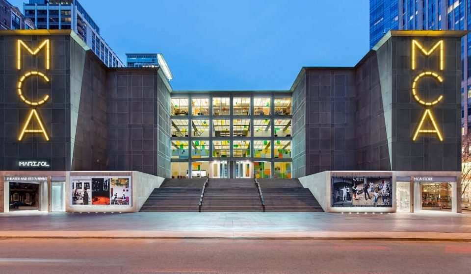 The MCA Is Reopening This Friday With A Month Of Free Admission