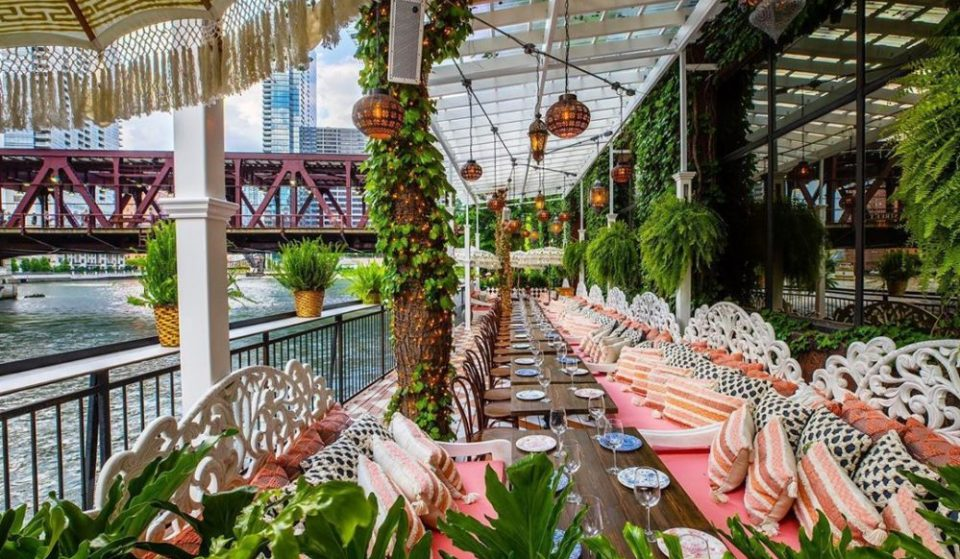10 Beautiful Chicago Patios Open For Outdoor Dining In Chicago Right Now