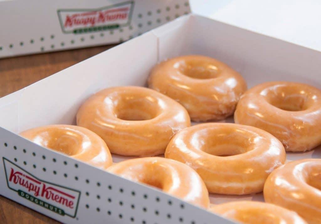 Krispy Kreme Birthday Deal