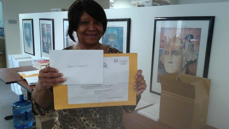 Chicago Sets New City Vote-By-Mail Record