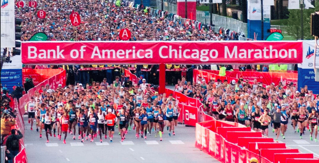 The Chicago Marathon Has Officially Been Canceled