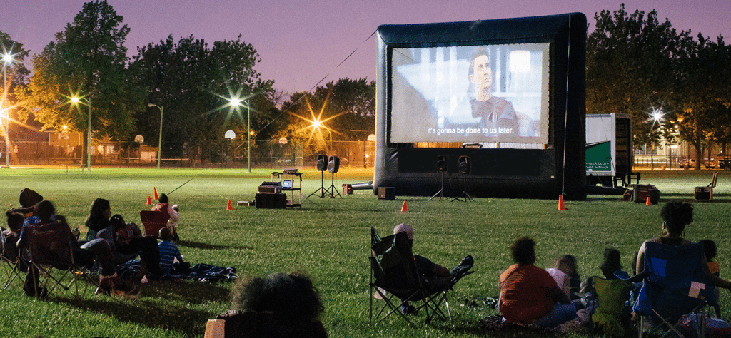 Chicago Movies In The Parks