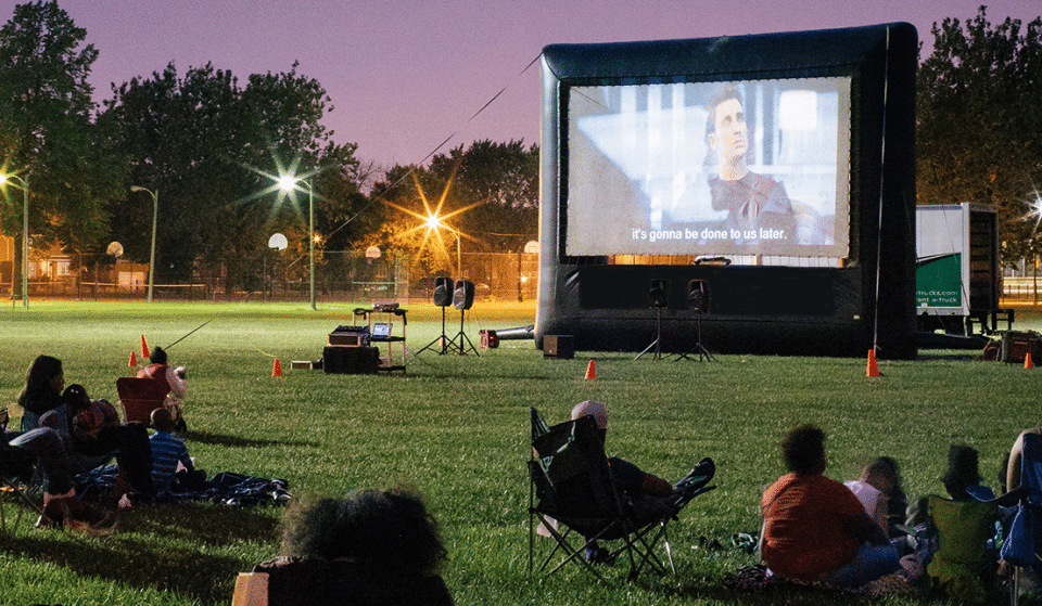 Catch An Al-Fresco Movie This Summer With Chicago's 'Movies In The Parks'