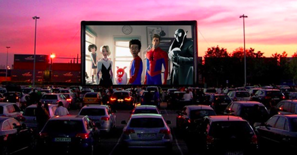 A Drive-In Cinema Is Coming To Soldier Field This Week
