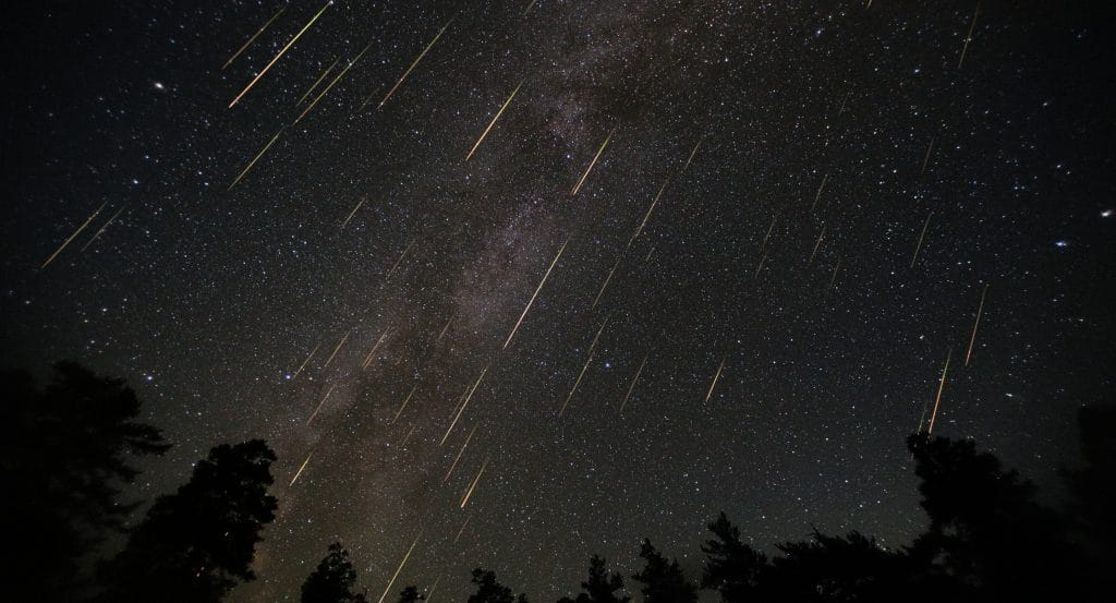 The Perseid Meteor Showers Are Peaking Over The Next Three Days
