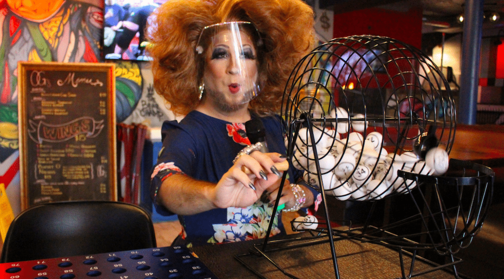 Slay The Competition At Old Grounds Social's Drag Bingo Night