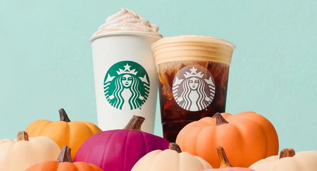 Starbucks Is Bringing Their Pumpkin Spice Latte Back Today