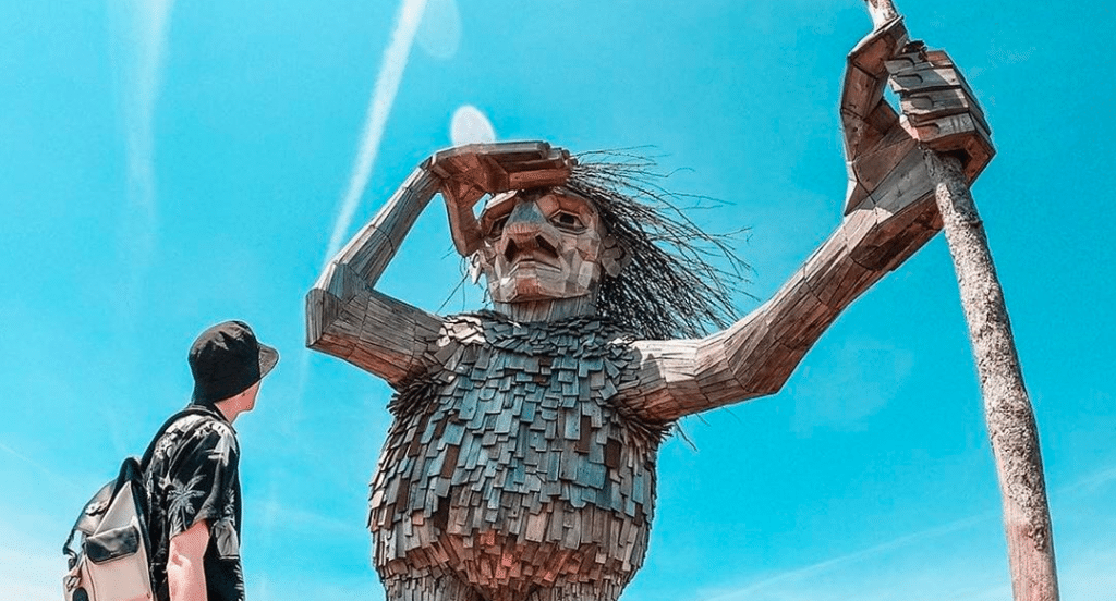 Embark On A Quest For Giant Trolls At The Morton Arboretum