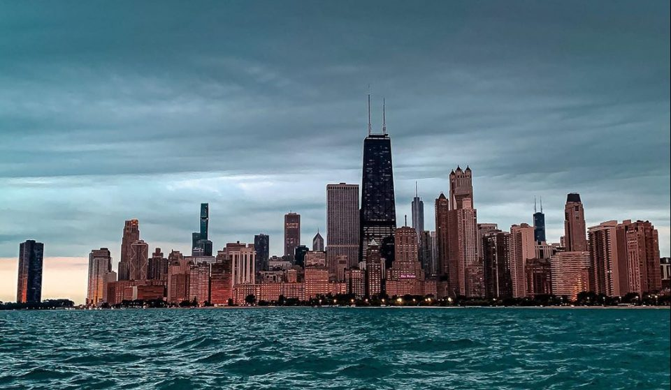 A Severe Thunderstorm Is Expected To Hit Chicago Later This Afternoon