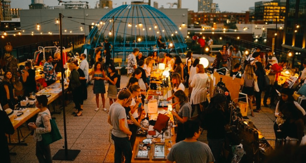 Prairie Rooftop at Ace Hotel Is Hosting An Open-Air Pop-Up Market Tomorrow Night