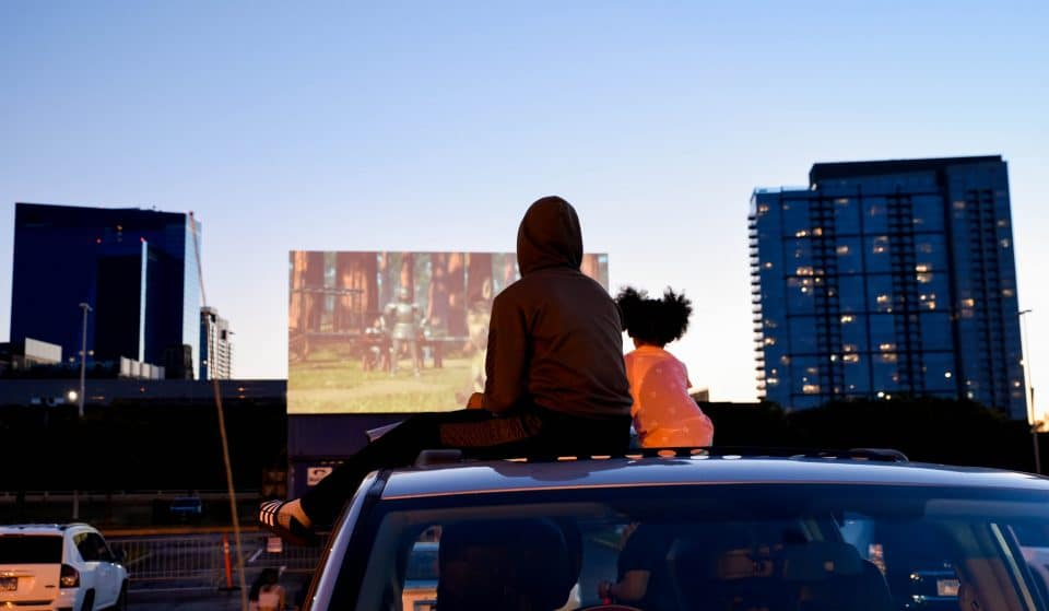 Fasten Your Seatbelt For CHI-Together's Drive-In Theater Experience At Soldier Field