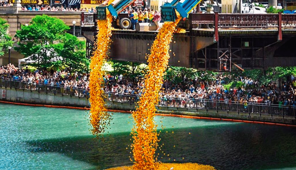 Chicago's Ducky Derby Virtual Festival Is Plunging Into The Airwaves Tomorrow Morning