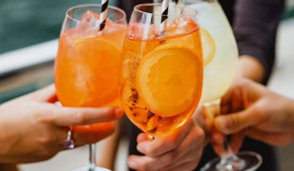 10 Best Bars In Chicago To Grab An Aperol Spritz