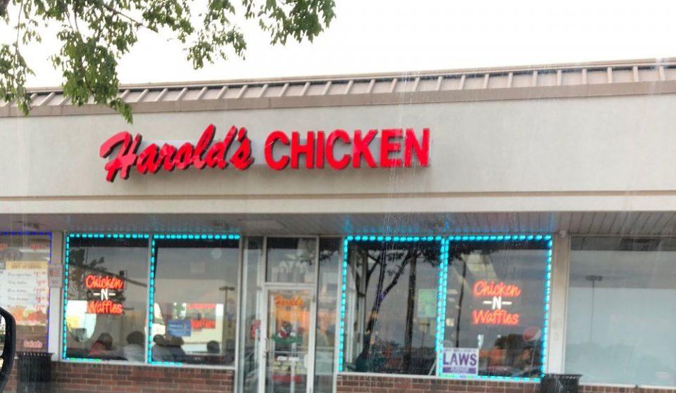 Fan-Favorite Harold's Chicken Location On 87th Street Has Closed Down