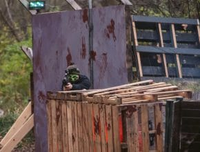 The Forge's Exhilarating Zombie Apocalypse Laser Tag Experience Is Back For This Month Only