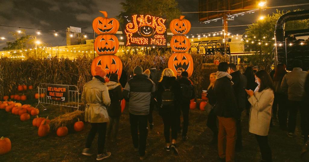 Popular Pumpkin Pop Up Announces Their Return To Chicago This October Jack S Pumpkin Pop Up Secret Chicago