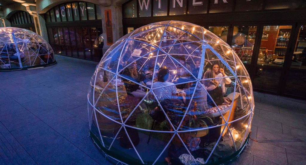 City Winery Will Reprise Their River Domes This October
