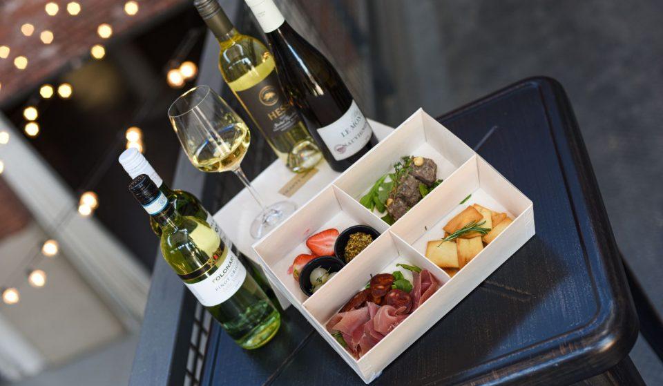 Savor The Season At This Premium Wine Tasting Experience