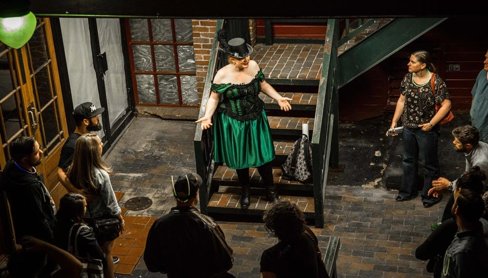 Nightly Spirits: Get Spooked At Chicago's Paranormal Pub Crawl