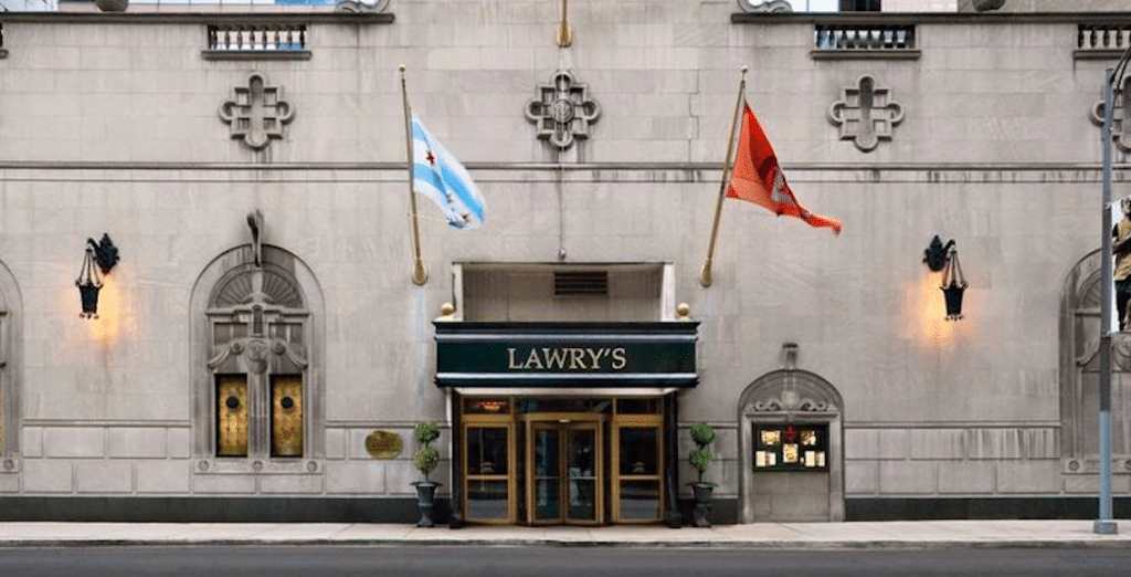 Lawry's The Prime Rib In Mag Mile To Close Indefinitely After 46 Years Of Business