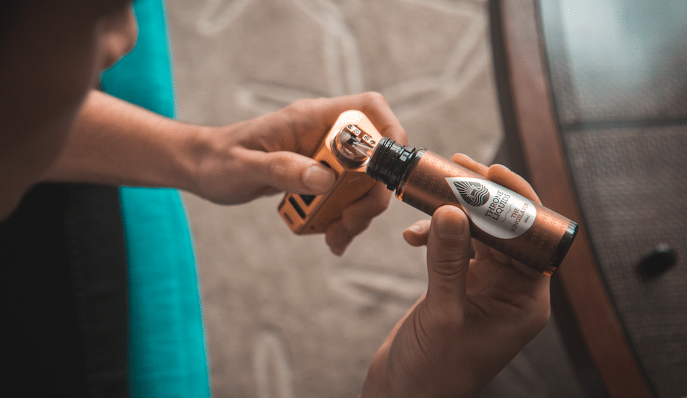 Flavored Vaping Products Are Now Banned In Chicago