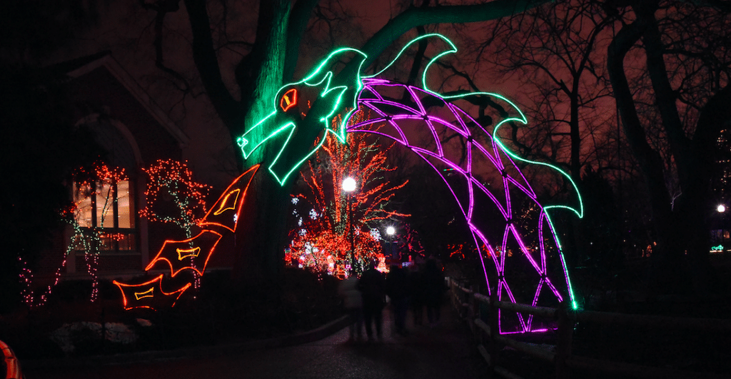 Zoo Lights Will Return To Lincoln Park Zoo This November