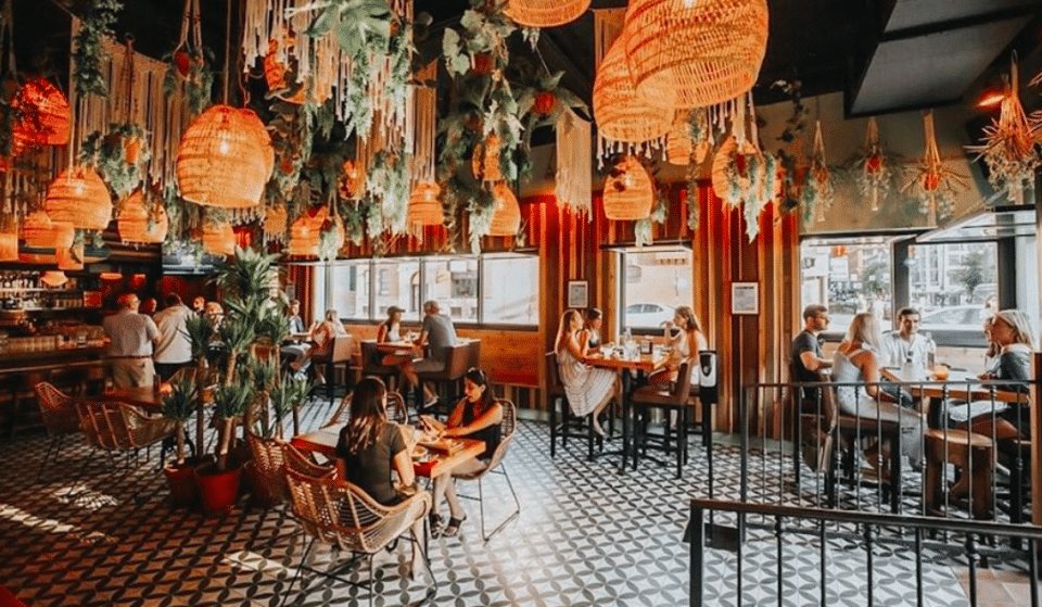 This New Tulum-Inspired Oasis Is Giving Us Serious Tropical Vibes • The Diver