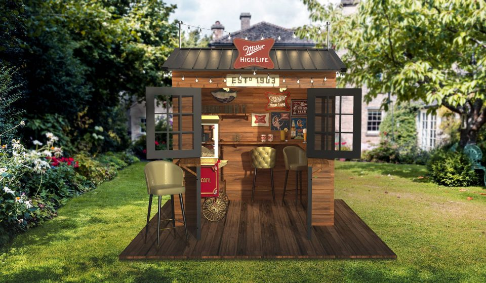 You Could Win Your Own Personal Dive Bar In Miller High Life's Backyard Dive Bar Contest