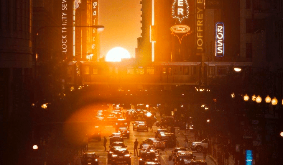 Chicagohenge Peaks This Week: Here's When And Where To See It