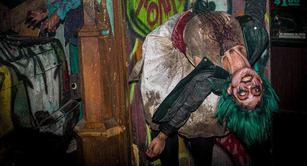 The Award-Winning 13th Floor Haunted House Has Returned For Its Eighth Season In Chicago