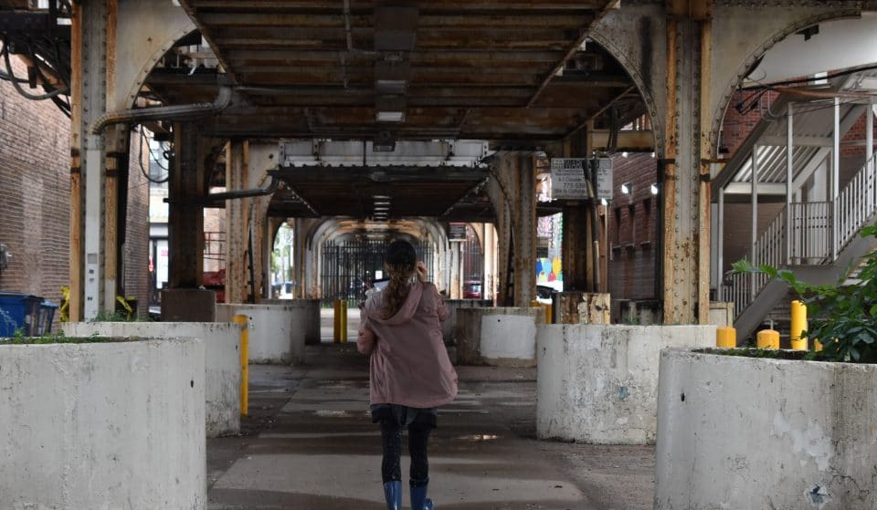 Enter Another World With This Immersive Chicago Walking Experience