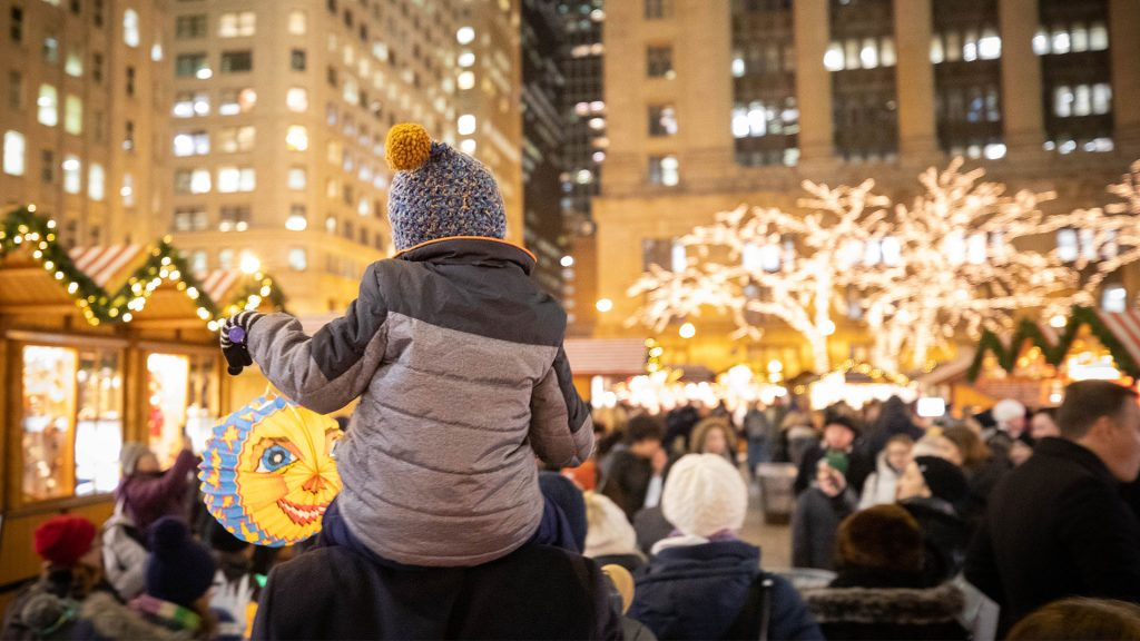 Annual Christkindlmarket In Daley Plaza And Wrigleyville Have Been Canceled