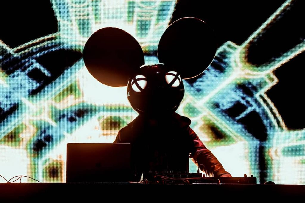 Dance Music Reawakens This Halloween With A Live Drive-In Concert On Day Of The Deadmau5