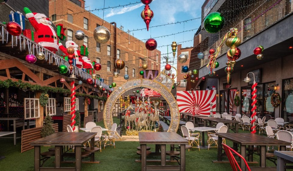 Cocktails And Cakeshakes Await At Wrigleyville's Over-The-Top Christmas Pop-Up Bar