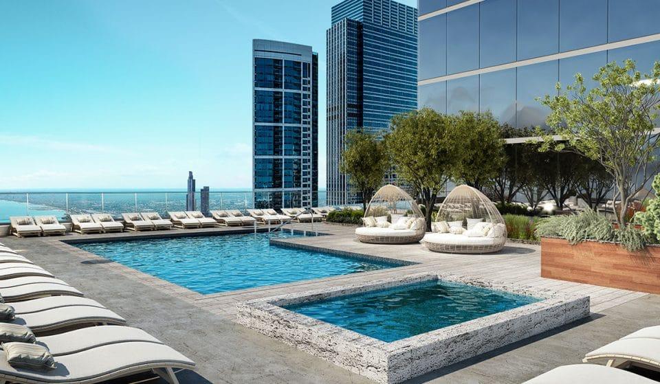 Chicago's Soon-To-Open Vista Tower Has Been Renamed